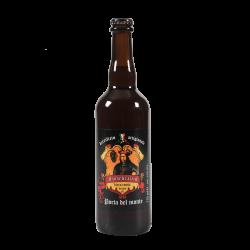 Birra Artigianale Brown Ale Monte